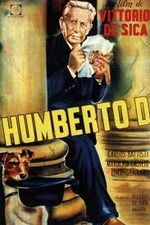 Affiche Umberto D.