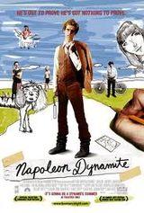 Affiche Napoleon Dynamite