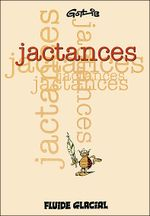 Couverture Jactances