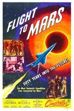 Affiche Flight to Mars