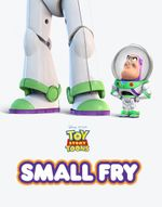 Affiche Toy Story Toons : Mini Buzz