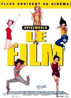 Affiche Spiceworld : Le Film