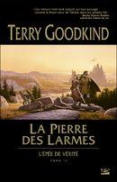 Couverture La Pierre des larmes - L'Epée de vérité, tome 2