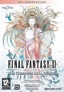 Jaquette Final Fantasy XI : Les Guerriers de la déesse