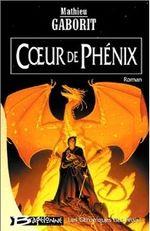 Couverture Cœur de Phénix - Chroniques des Féals, tome 1