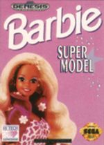 Jaquette Barbie Super Model
