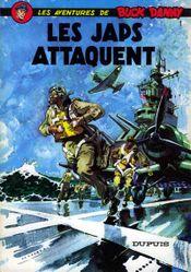 Couverture Les Japs attaquent - Buck Danny, tome 1