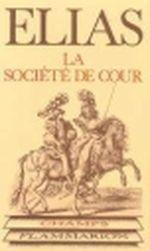 Couverture La société de cour