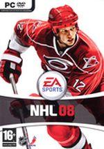 Jaquette NHL 08
