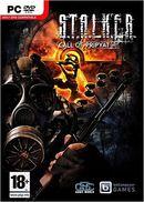 Jaquette S.T.A.L.K.E.R. : Call of Pripyat
