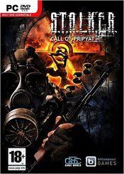 Jaquette S.T.A.L.K.E.R.: Call of Pripyat