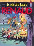 Couverture Le retour de la bande à Renaud