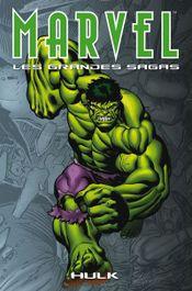 Couverture Hulk - Marvel : Les Grandes Sagas, tome 6