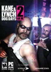 Jaquette Kane & Lynch 2: Dog Days