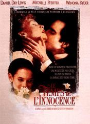 Affiche Le Temps de l'innocence