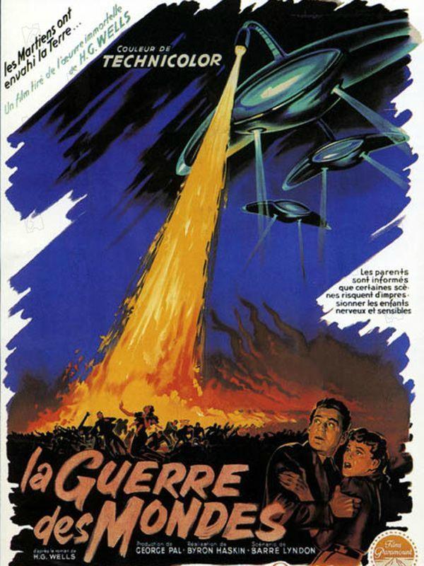 Les plus belles affiches de cinéma La_Guerre_des_mondes