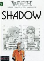 Couverture Shadow - Largo Winch, tome 12