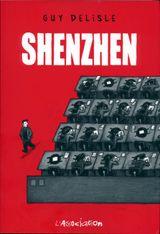 Couverture Shenzhen