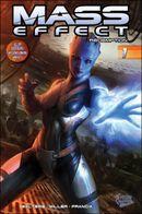 Couverture Mass Effect : Redemption