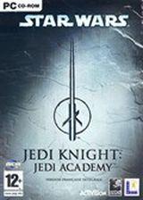 Jaquette Star Wars : Jedi Knight - Jedi Academy