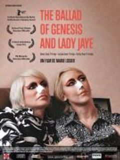 Affiche The Ballad of Genesis and Lady Jaye
