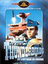 Affiche Thunderbirds et l'Odyssée du cosmos