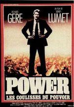 Affiche Power, les coulisses du pouvoir