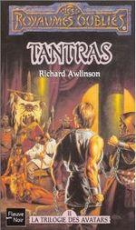Couverture Tantras - La Séquence des avatars, tome 2