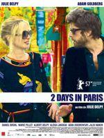 Affiche 2 Days in Paris