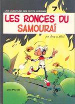 Couverture Les Ronces du samouraï - Les Petits hommes, tome 7