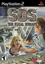 Jaquette S.O.S : The Final Escape