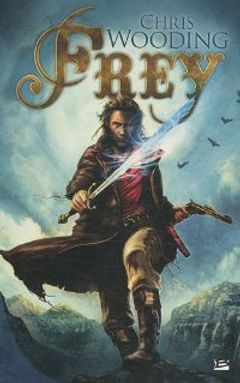 Couverture Frey, tome 1
