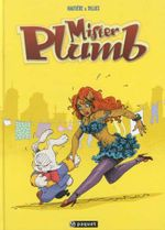 Couverture Carotte Boogie - Mister Plumb, tome 1