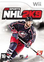 Jaquette NHL 2K9