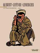 Couverture Le Photographe, tome 1