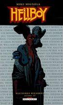Couverture Hellboy : Histoires bizarres, tome 2
