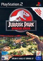 Jaquette Jurassic Park : Operation Genesis