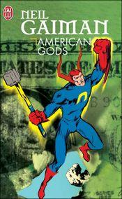 Couverture American Gods