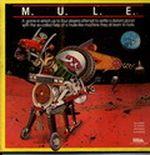 Jaquette M.U.L.E.