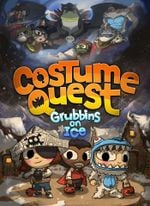 Jaquette Costume Quest : Grubbins on Ice DLC