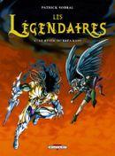 Couverture Le Réveil du Kréa-Kaos - Les Légendaires, tome 4