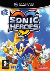 Jaquette Sonic Heroes