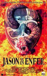 Affiche Jason va en enfer