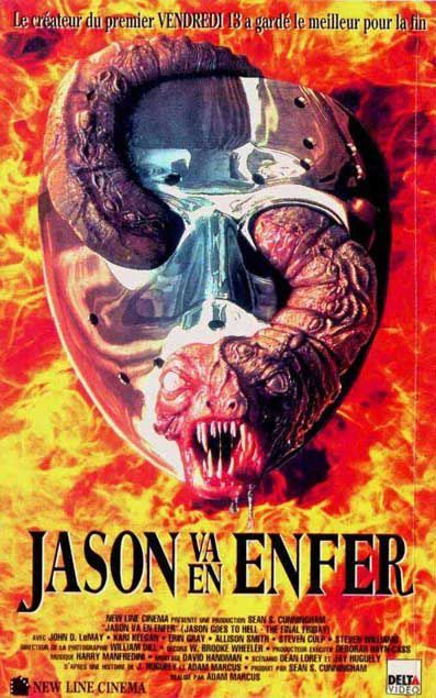 jason va en enfer film 1993 senscritique. Black Bedroom Furniture Sets. Home Design Ideas