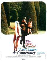 Affiche Les Contes de Canterbury