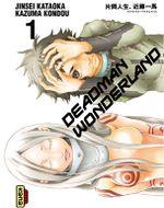 Couverture Deadman Wonderland
