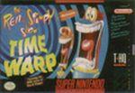 Jaquette The Ren & Stimpy Show : Time Warp