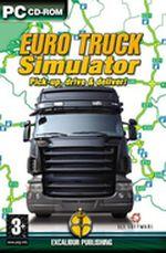 Jaquette Euro Truck Simulator