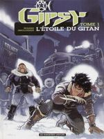 Couverture L'étoile du gitan - Gipsy, tome 1