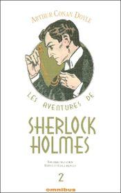 Couverture Les Aventures de Sherlock Holmes - 2